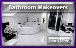 Bathroom Makeovers in Laois, Kilkenny, Carlow, Offaly, South Kildare and North Tipperary