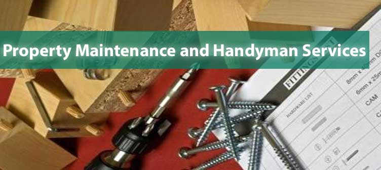 Property Maintenance and Handyman Services in Laois, Kilkenny, Offaly Carlow, Tipperary and South Kildare.